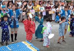 夏祭り盆踊り会